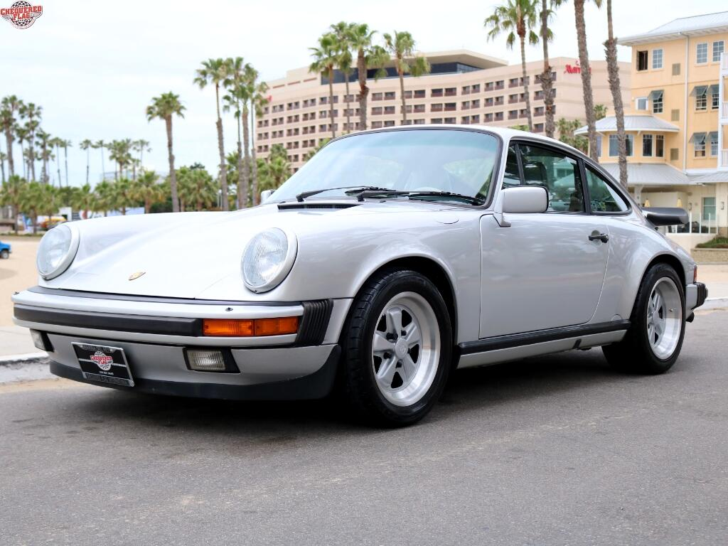 1989 Porsche 911 G50 Carrera Coupe