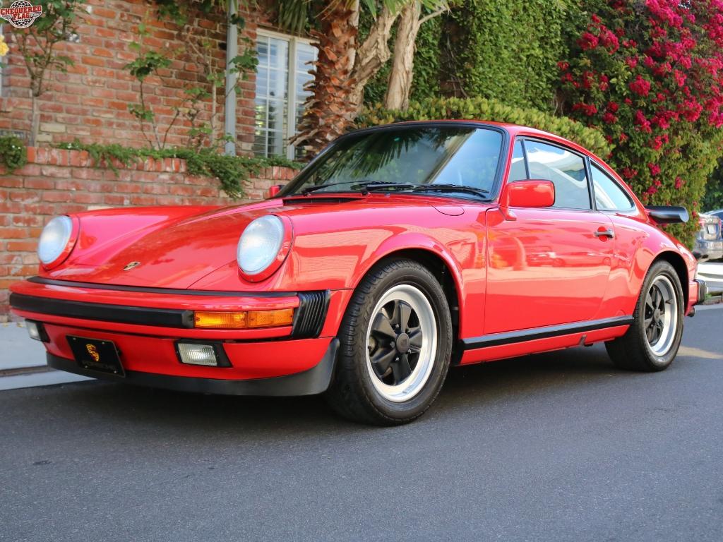 1987 Porsche 911 G50 Carrera Coupe