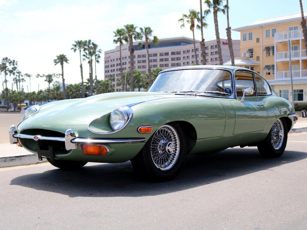 1969 Jaguar E-Type XK-E Coupe