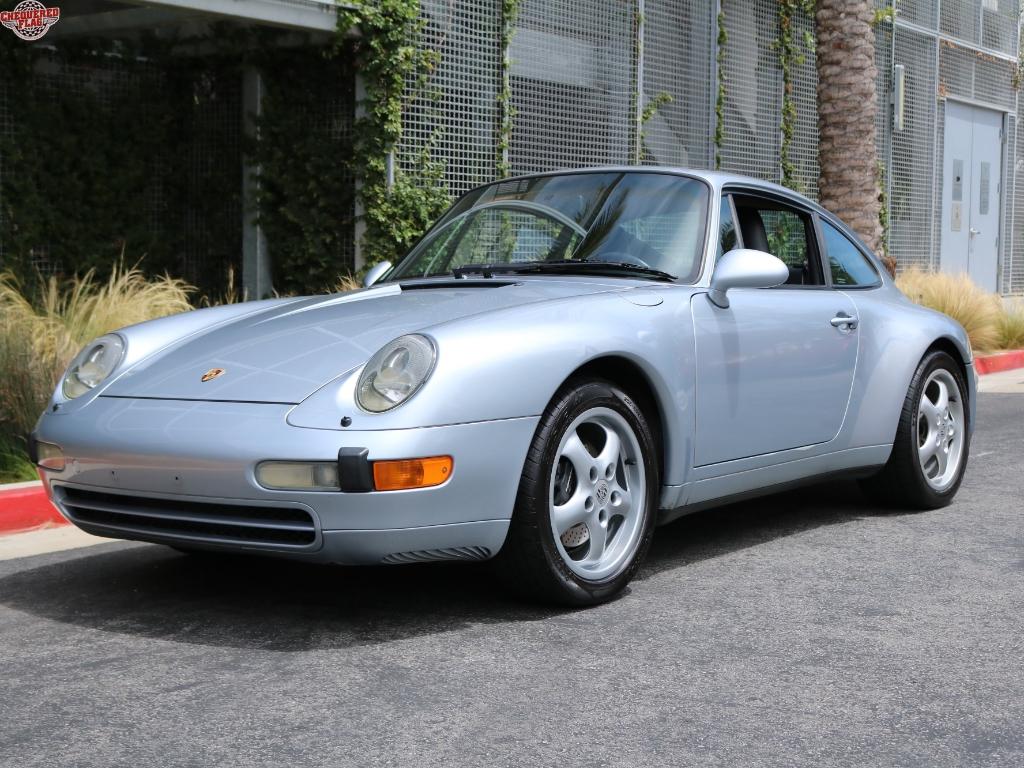 1996 Porsche 993 Tip Coupe