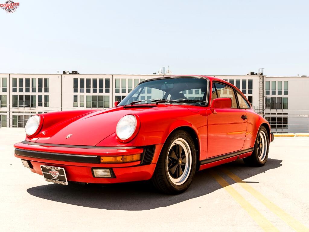 1988 Porsche 911 G50 Carrera Coupe