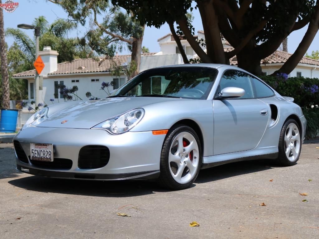 2004 Porsche 911 Turbo Coupe