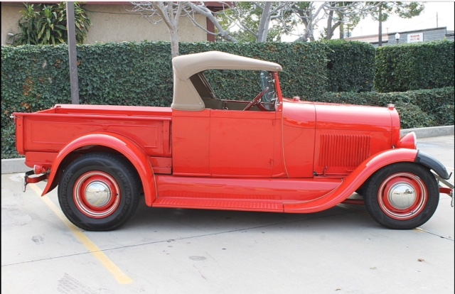 1930 Ford Roadster Hot Rod