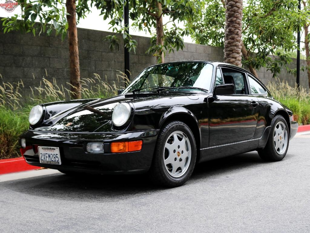 1991 Porsche 964 C2 Coupe