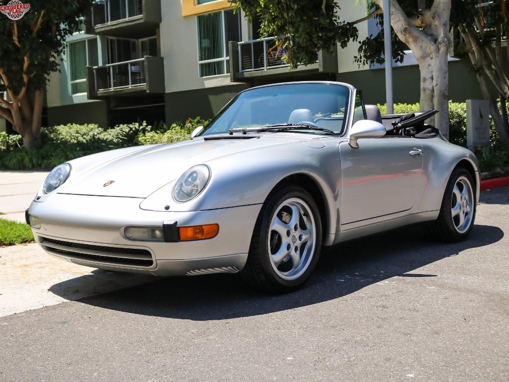 1998 Porsche 993 C2 Cabriolet