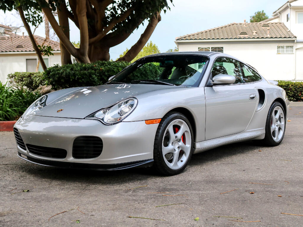 2003 Porsche 911 Turbo Coupe