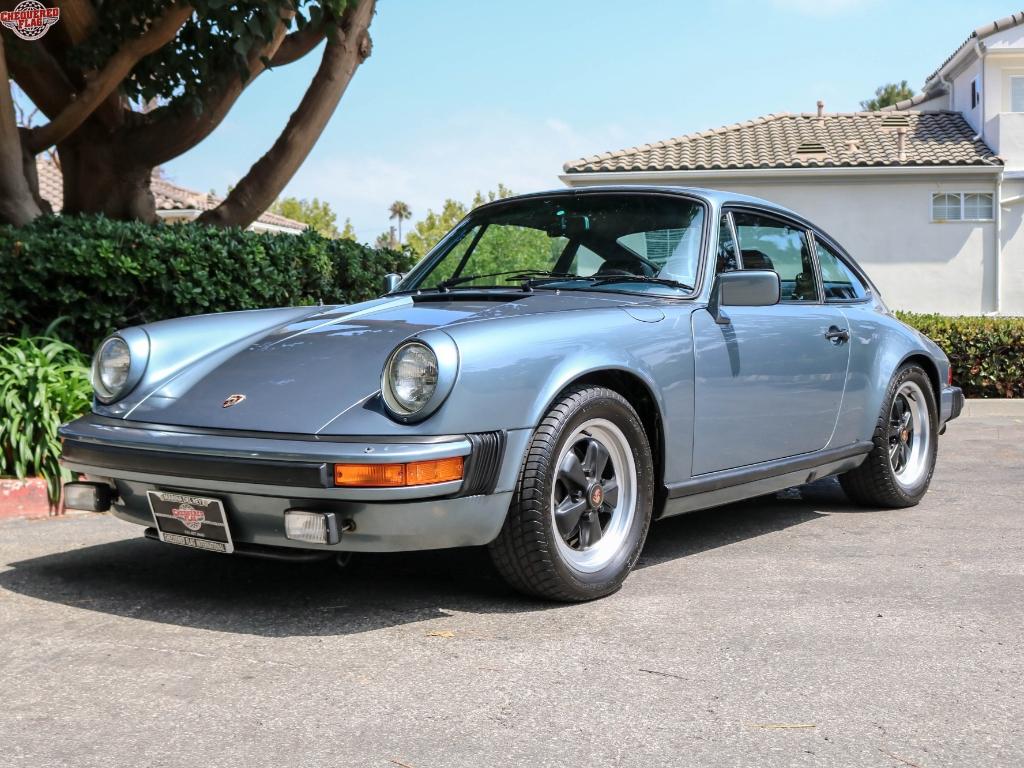 1983 Porsche 911 SC Coupe
