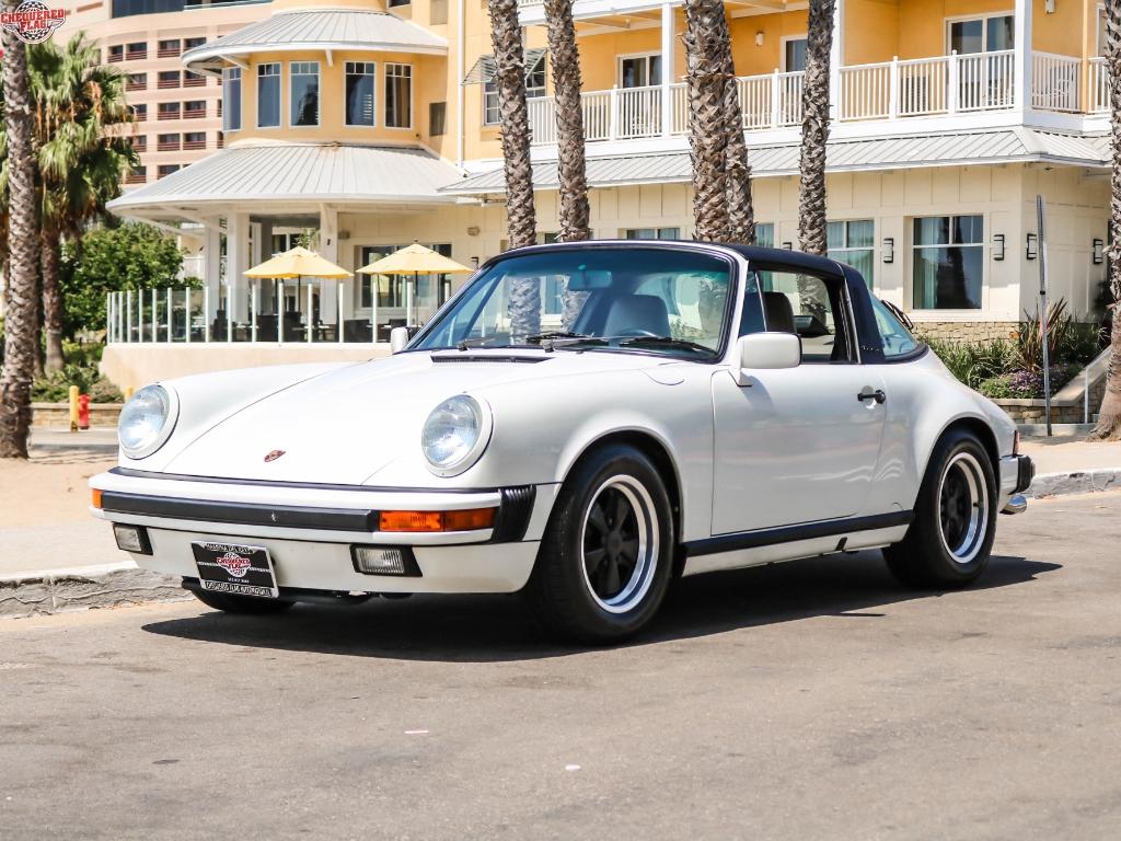 1987 Porsche 911 Carrera Targa