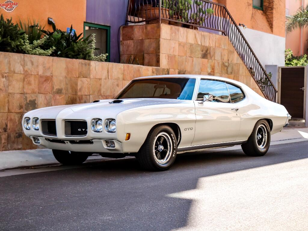 1970 Pontiac GTO Coupe