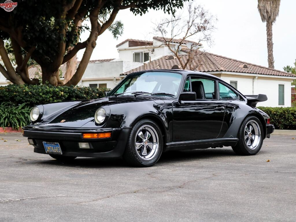 1985 Porsche 911 Turbo Look
