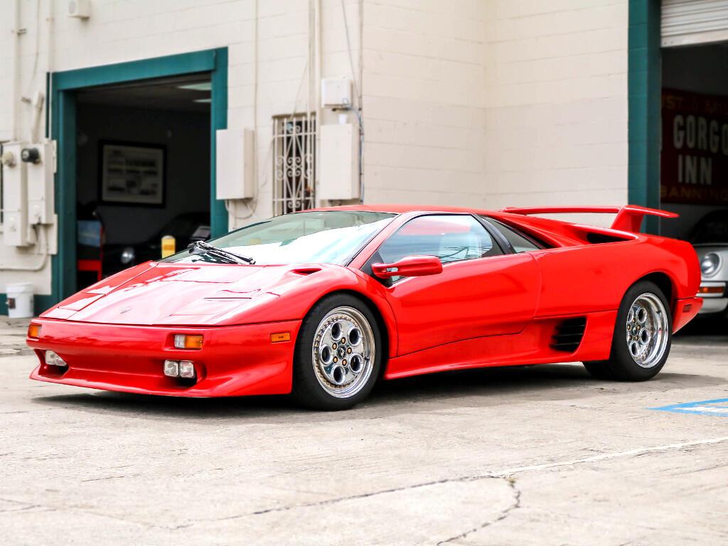 1995 Lamborghini Diablo VT coupe