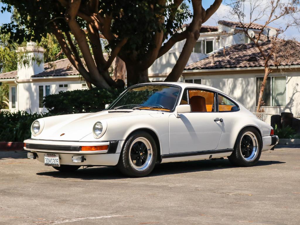 1978 Porsche 911 SC Coupe