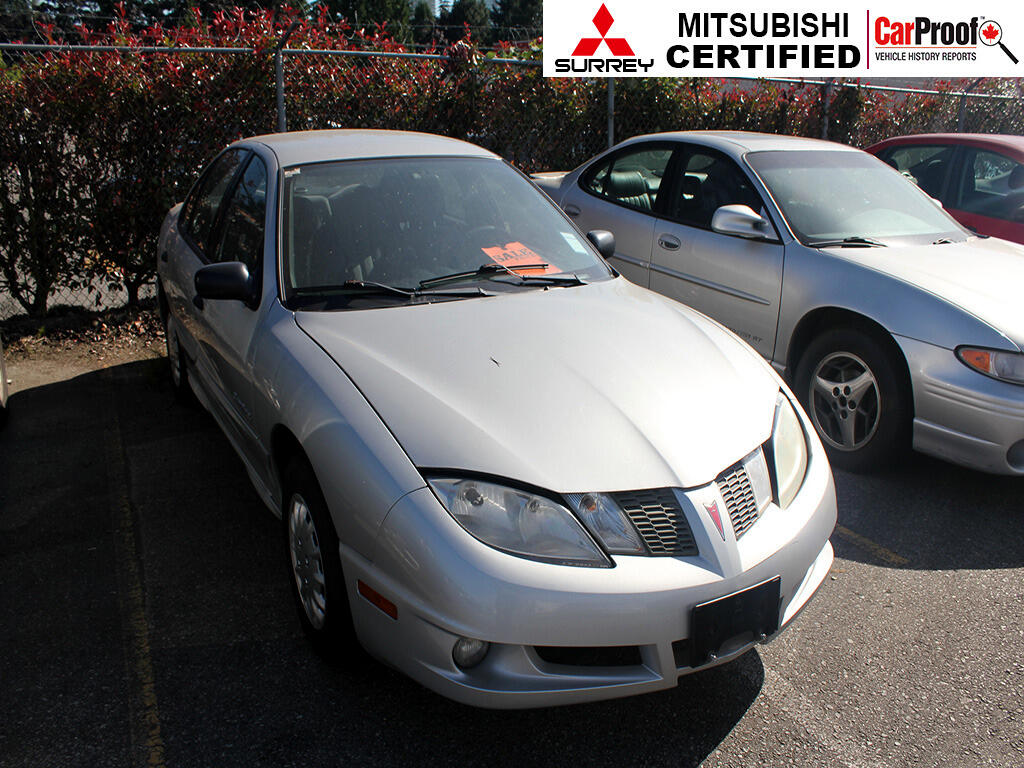 2005 pontiac sunfire for sale in vancouver bc cargurus. Black Bedroom Furniture Sets. Home Design Ideas