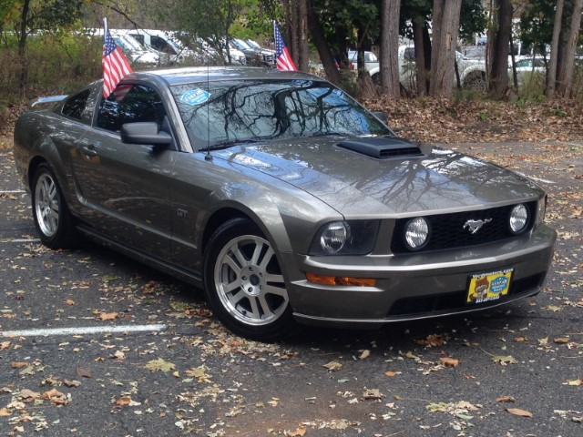 used 2005 ford mustang gt deluxe coupe for sale in. Black Bedroom Furniture Sets. Home Design Ideas
