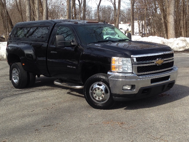 2011 Chevrolet Silverado 3500HD LT Long Box 4WD