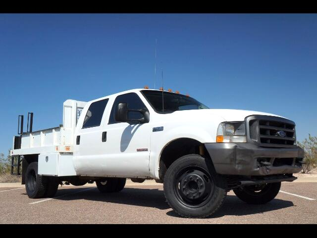 2003 Ford F-450 SD Crew Cab 2WD DRW