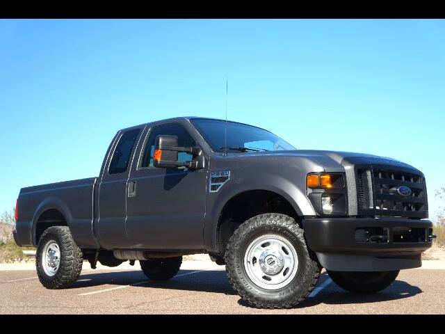 2010 Ford F-250 SD XL SuperCab 4WD