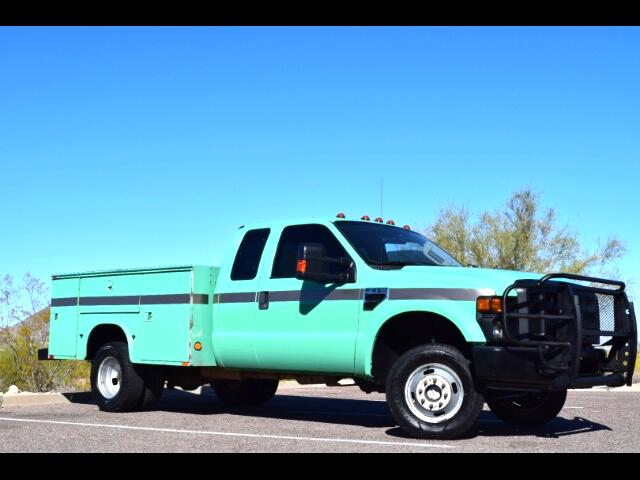 2008 Ford F-350 SD FX4 SuperCab Long Bed DRW