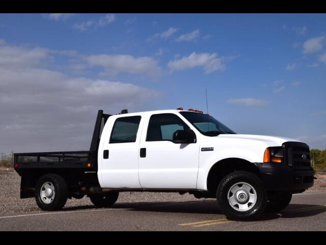 2006 Ford F-250 SD XL Crew Cab Long Bed 4WD