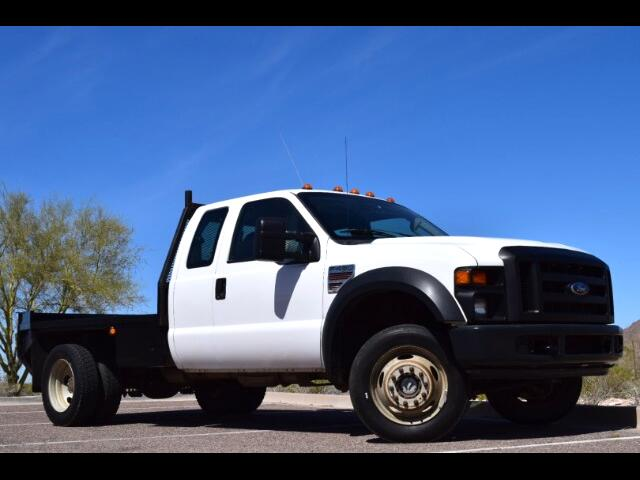 2008 Ford F-450 SD SuperCab 4WD DRW