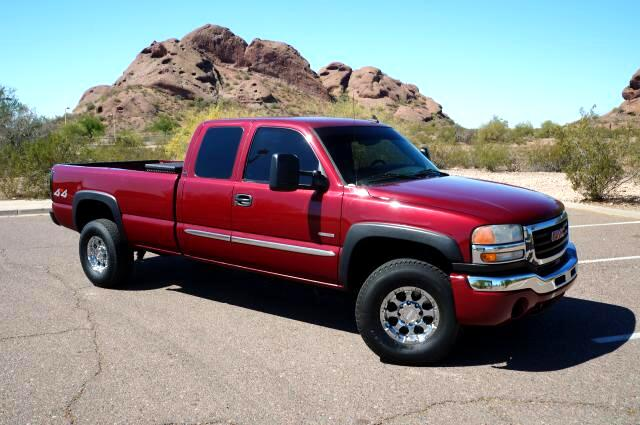 used 2007 gmc sierra classic 2500hd for sale in phoenix az. Black Bedroom Furniture Sets. Home Design Ideas