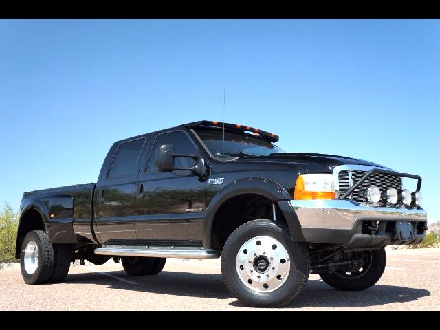 2001 Ford F-450 SD Crew Cab 4WD DRW
