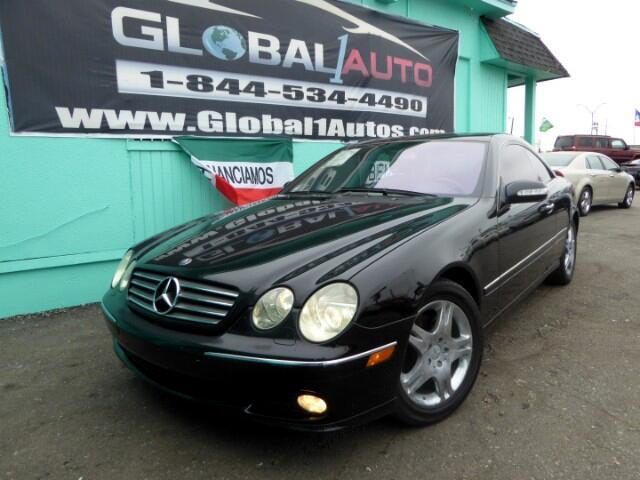 2005 Mercedes-Benz CL-Class CL500