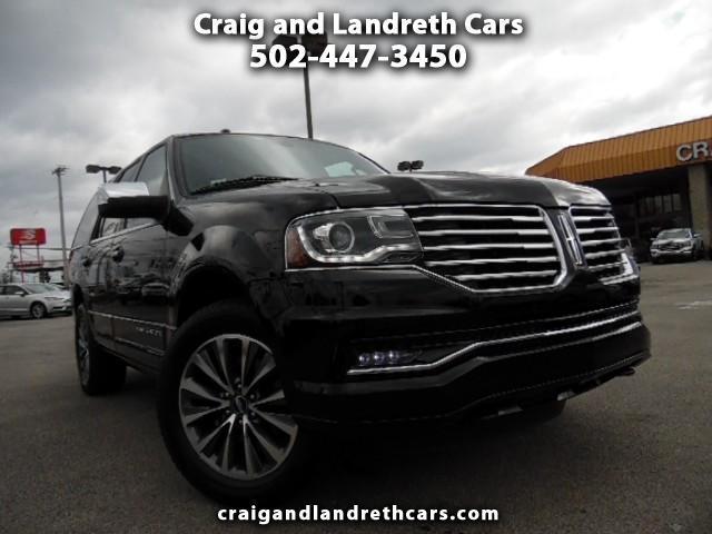 2017 Lincoln Navigator Select 2WD