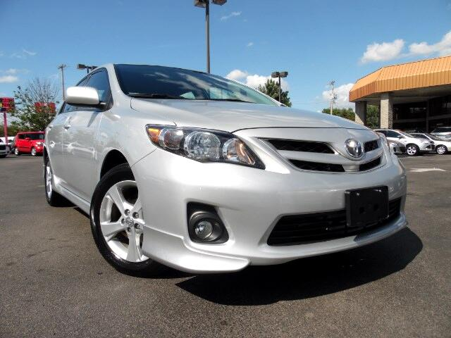 Used 2013 Toyota Corolla For Sale In Louisville Ky 40216