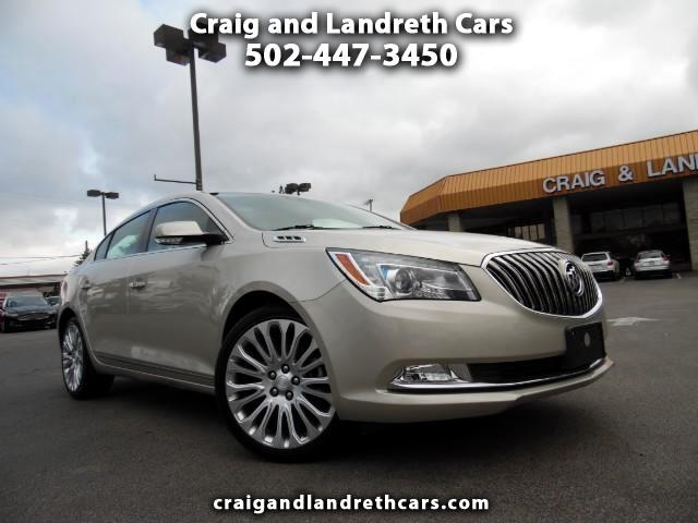 2015 Buick LaCrosse Premium Package 2, w/Leather