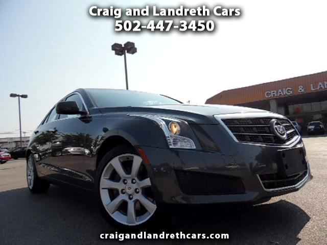2014 Cadillac ATS 2.0L Standard AWD
