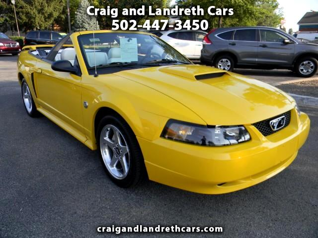 2004 Ford Mustang GT Deluxe Convertible