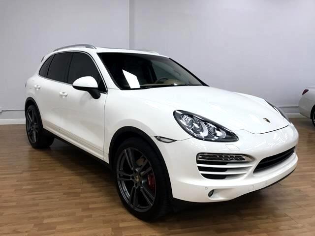 2011 Porsche Cayenne Base