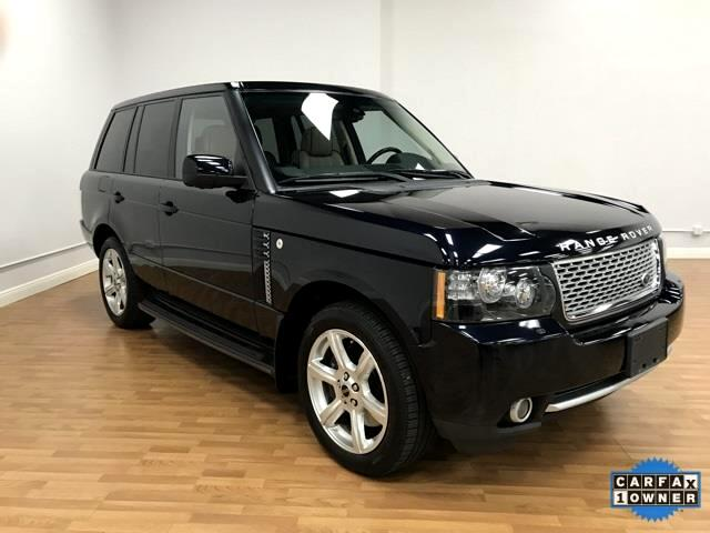 2012 Land Rover Range Rover Supercharged