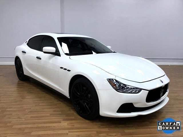 2015 Maserati Ghibli S