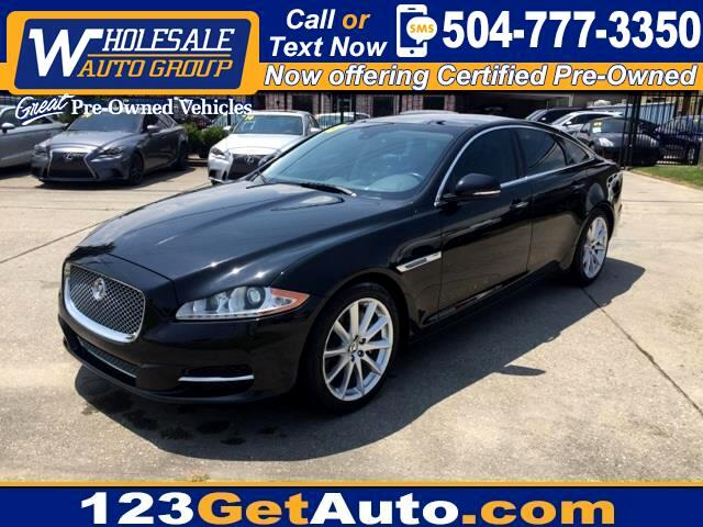 2013 Jaguar XJ-Series Base
