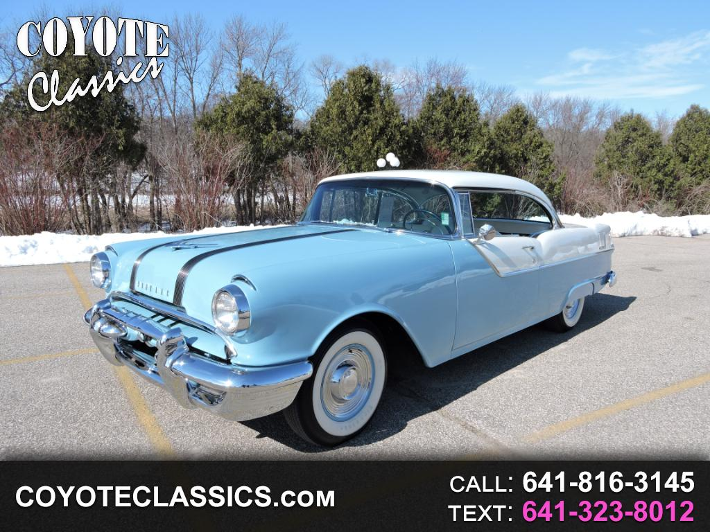 1955 Pontiac Chieftain 2D Hard top