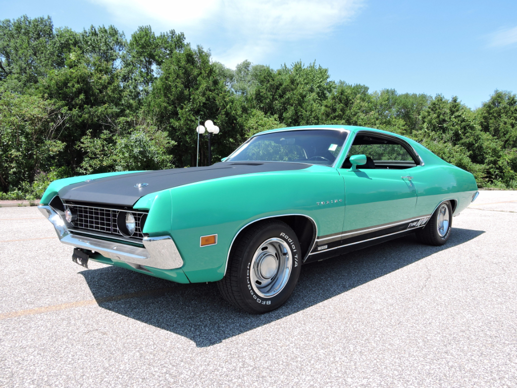 1970 Ford Torino Type NW