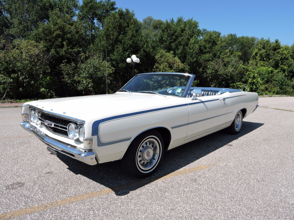 1968 Ford Torino GT Convertible