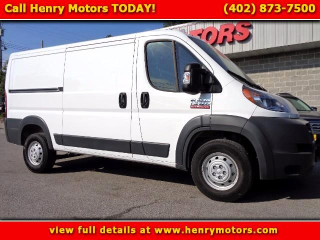 2017 RAM Promaster Low Roof 1