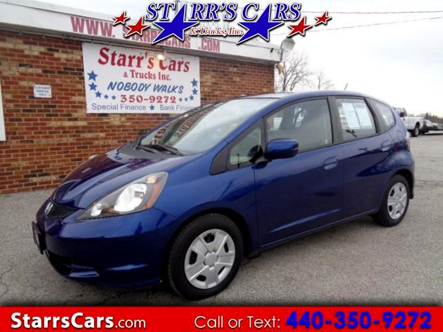 2012 Honda Fit 5-Speed AT