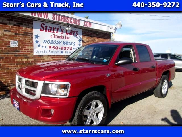2009 Dodge Dakota Quad Cab 4WD