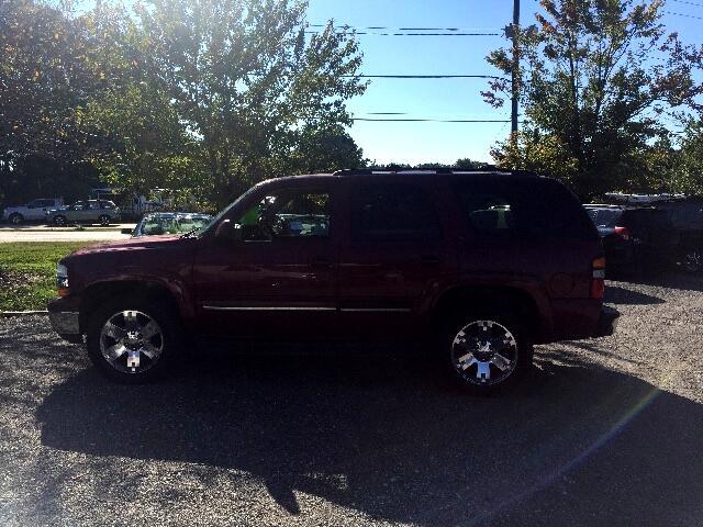 2006 Chevrolet Tahoe 4WD w/1WT