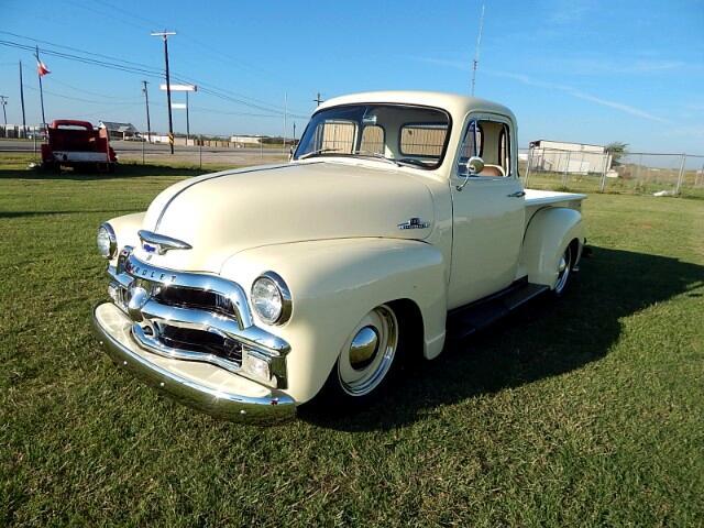 1955 Chevrolet 3100 Restomod