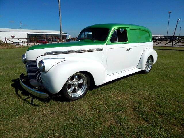 1940 Chevrolet Master Delivery