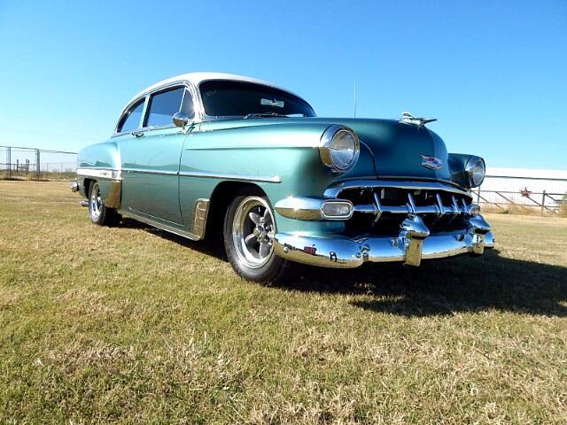 1954 Chevrolet BelAir Restomod