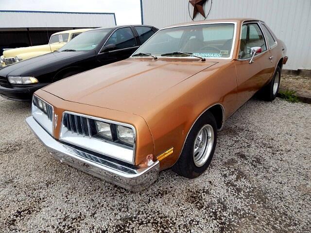 1978 Pontiac Sunbird Coupe