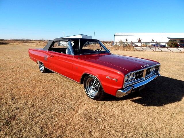 1966 Dodge Coronet 500 Convertiable