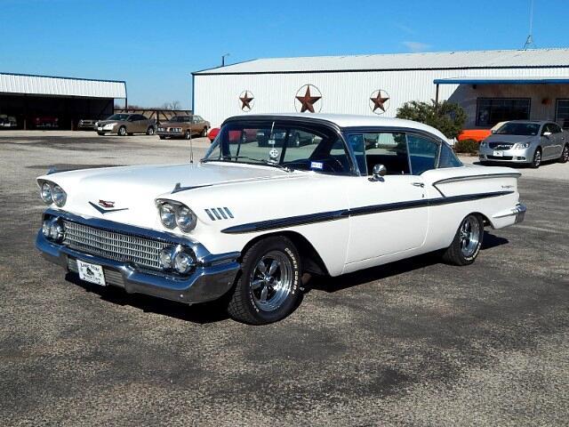 1958 Chevrolet Bel Air Hard Top