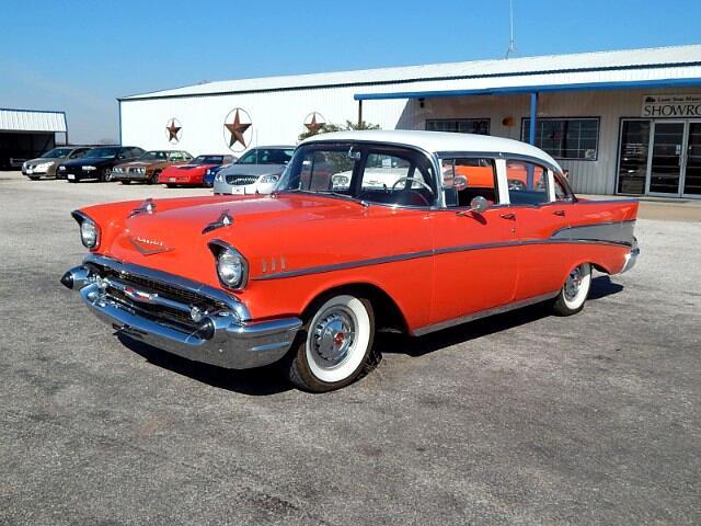 1957 Chevrolet Bel Air Seadn
